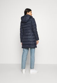 Tommy Hilfiger - TH ESS TYRA  - Down coat - desert sky - 3