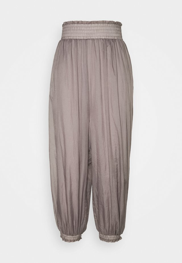 SASHAY MY WAY PANT SOLID - Joggebukse - dark grey