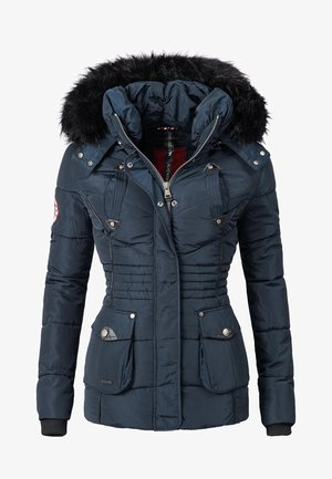 VANILLA - Winter jacket - blue
