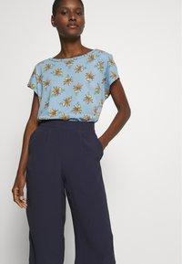 s.Oliver - 7/8 - Kalhoty - blue - 3