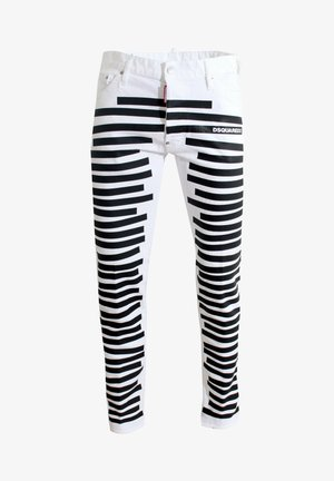 DSQUARED COOL GUY  - Slim fit jeans - weiss