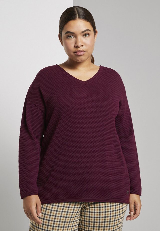Jumper - gipsy purple