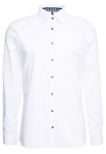 OLYMP NO.6 SUPER SLIM FIT  - Formal shirt - weiß