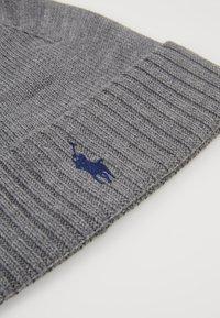 Polo Ralph Lauren - Bonnet - fawn grey heather - 5