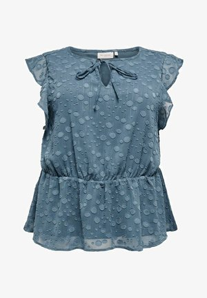 CARSENA - Blouse - ensign blue