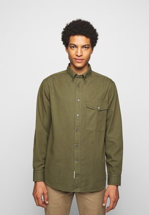 RELAXED - Camicia - chard green