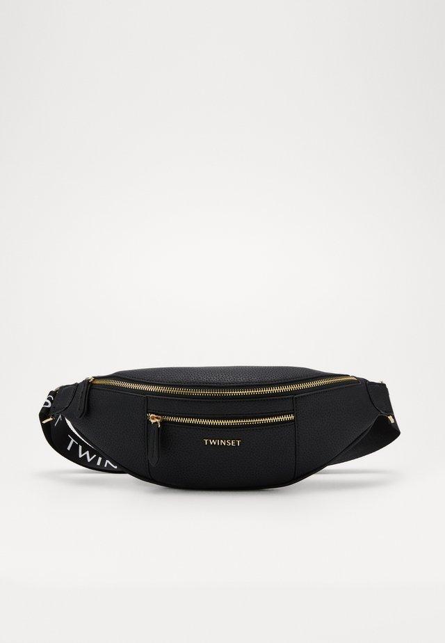 MARSUPIO CON CINTURINO - Bum bag - nero