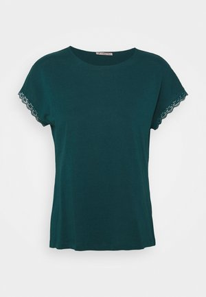 T-shirts basic - teal