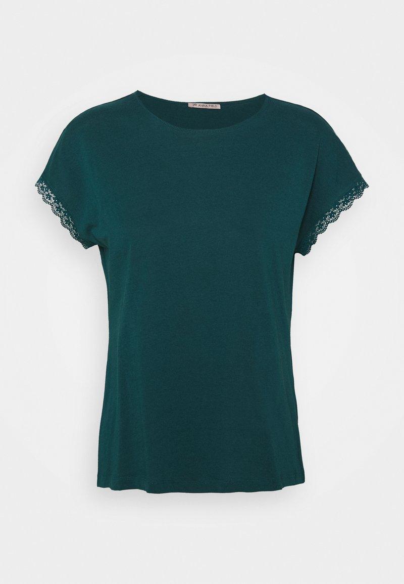 Anna Field - T-shirts - teal