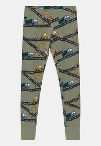 Lindex - VEICHLES - Pijama - dusty green - 3