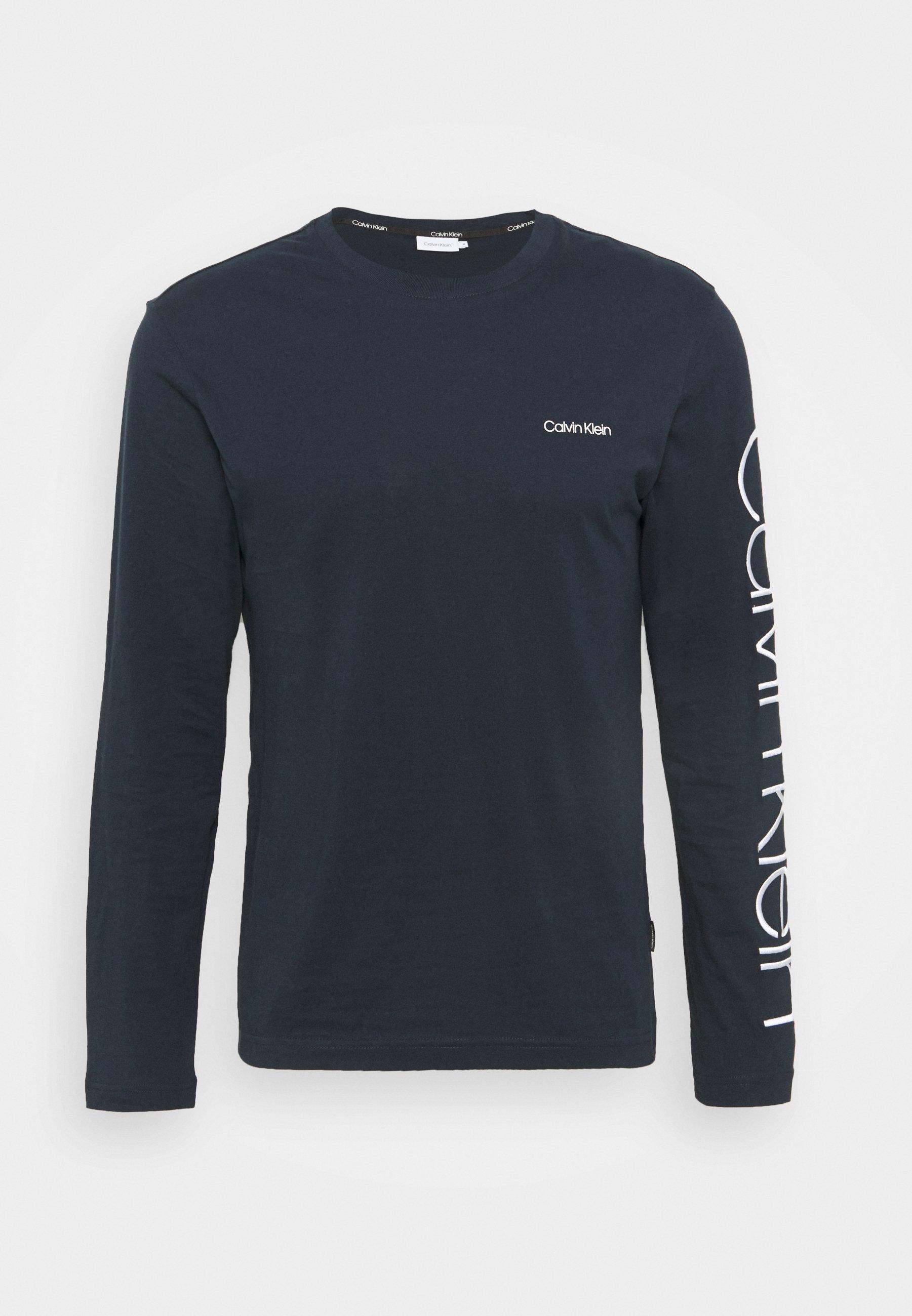 Uomo LOGO LONG SLEEVE - Maglietta a manica lunga