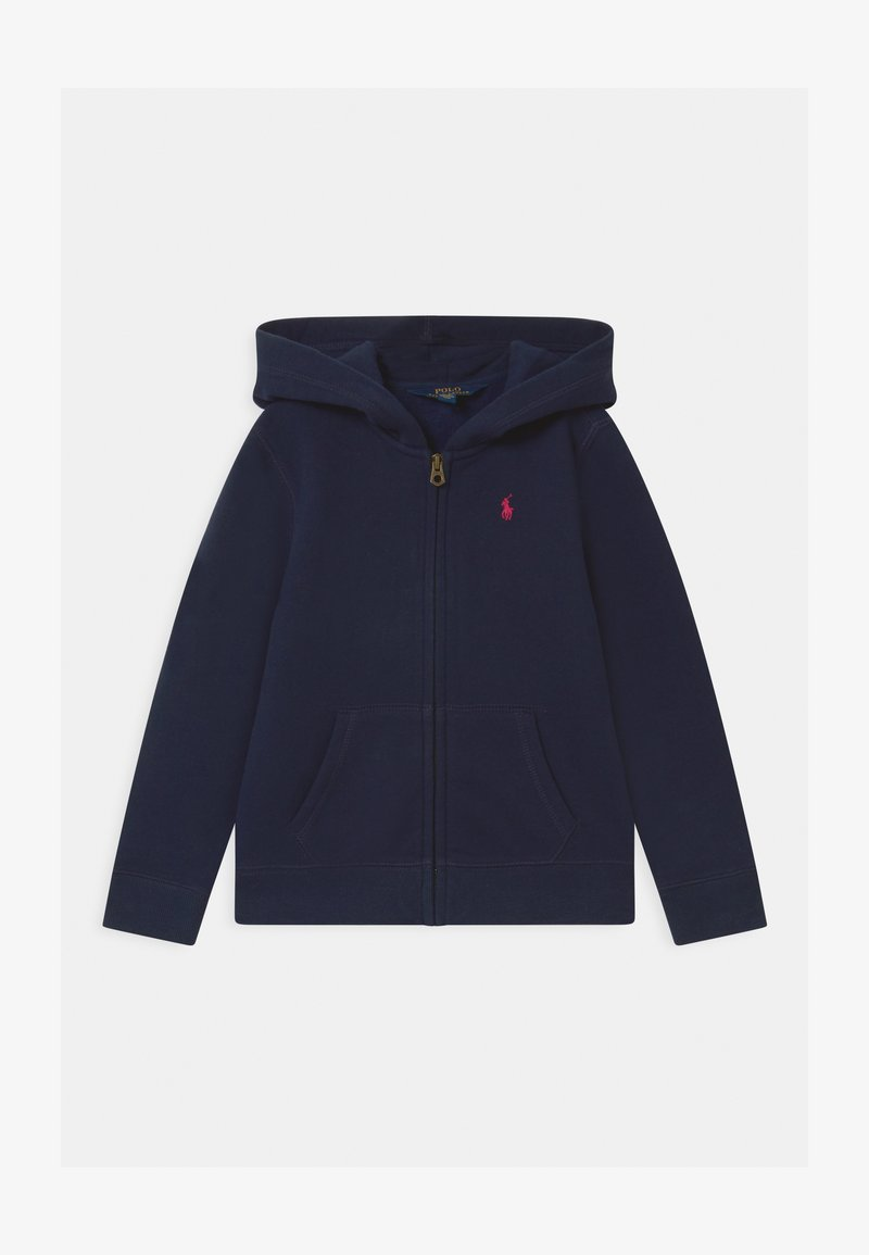 Polo Ralph Lauren - HOODIE - Mikina na zip - french navy