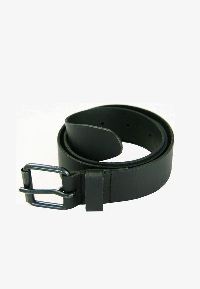 MIT HOCHWERTIGER DORNSCHLIESSE - Belt - black