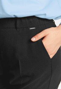 Samoon - GRETA - Trousers - black - 2