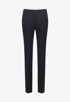 Pantalon classique - open blue