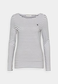 Marc O'Polo - LONG SLEEVE - Long sleeved top - paper white - 0
