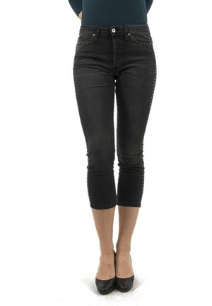 Straight leg jeans - gris