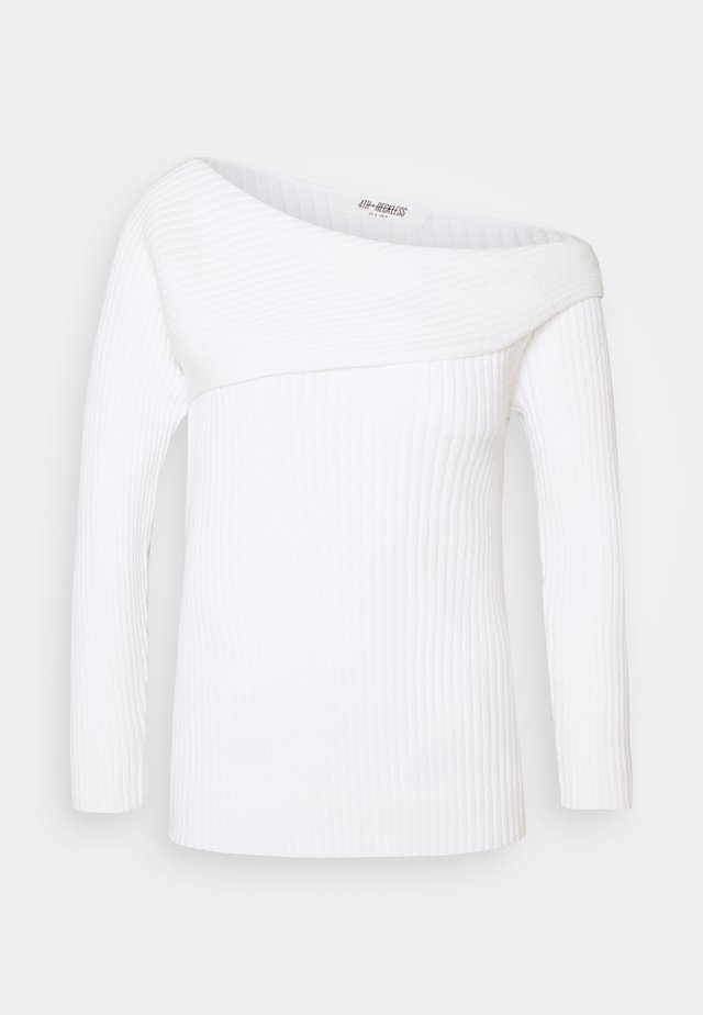 ROMY - Jumper - white