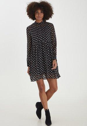 IXLIZZIE DR - Day dress - black with dot