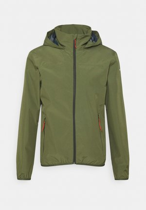 BASCO - Outdoor jacket - dark olive
