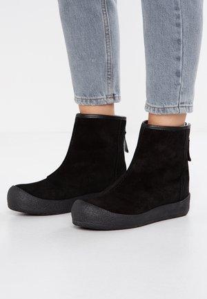 ELLIN - Kotníkové boty - black