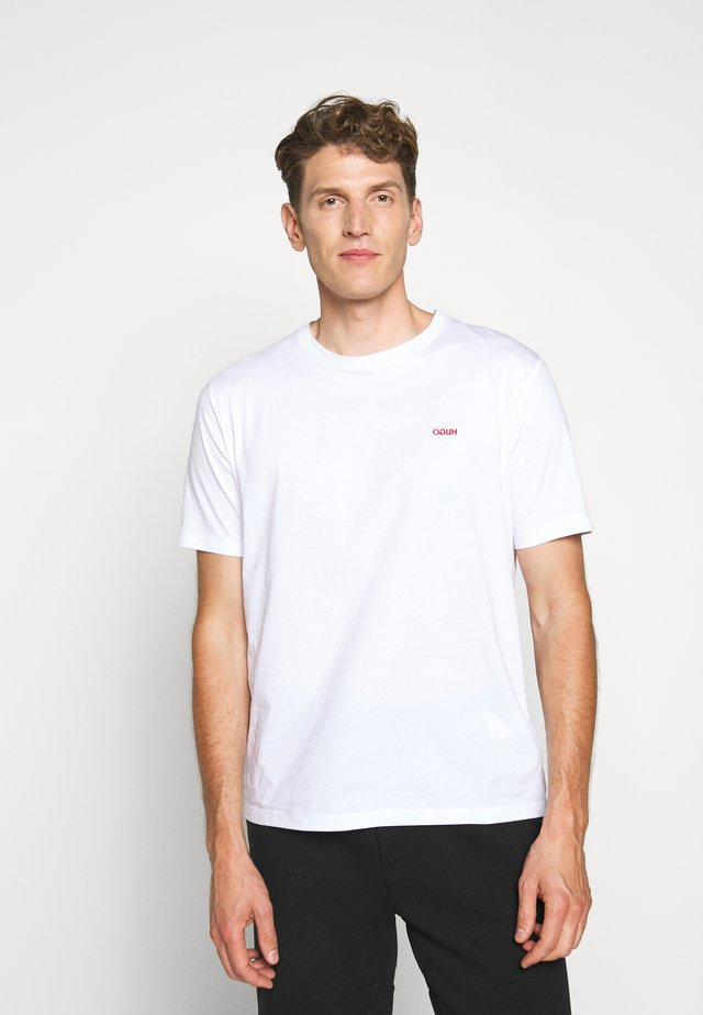 DERO - T-shirt basic - white