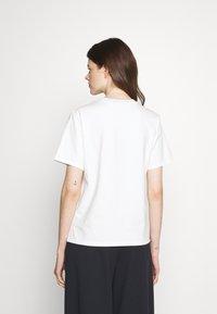 WEEKEND MaxMara - NAVETTA - Print T-shirt - white - 2