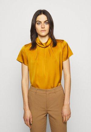 CIVERI - Blouse - dark yellow