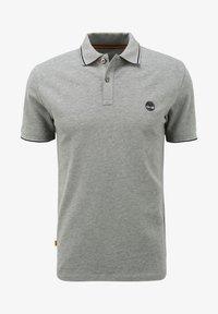 Timberland - Polo shirt - medium grey heather - 5