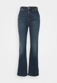 J.CREW - CURVY FULL LENGTH BOOT IN KETTLE - Flared Jeans - kettle wash - 0