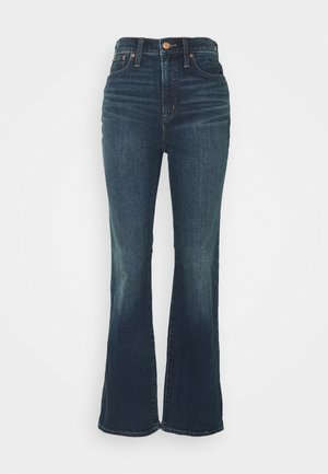CURVY FULL LENGTH BOOT IN KETTLE - Flared Jeans - kettle wash