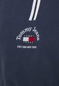 Tommy Jeans - TIMELESS HOODIE - Hoodie - twilight navy - 5