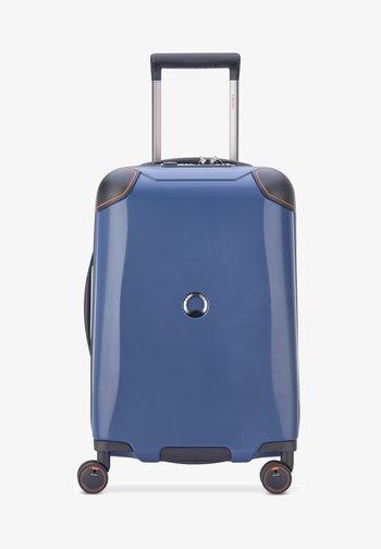 CACTUS - Wheeled suitcase - blau