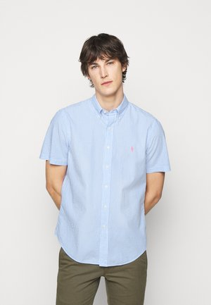 SEERSUCKER - Skjorta - light blue