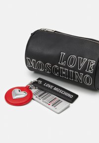 Love Moschino - TAGS - Handbag - black - 4