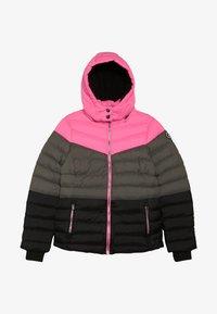 Cars Jeans - KIDS MALOU - Winter jacket - pink - 4