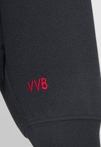 Victoria Victoria Beckham - V NECK - Bluza - dark navy - 6
