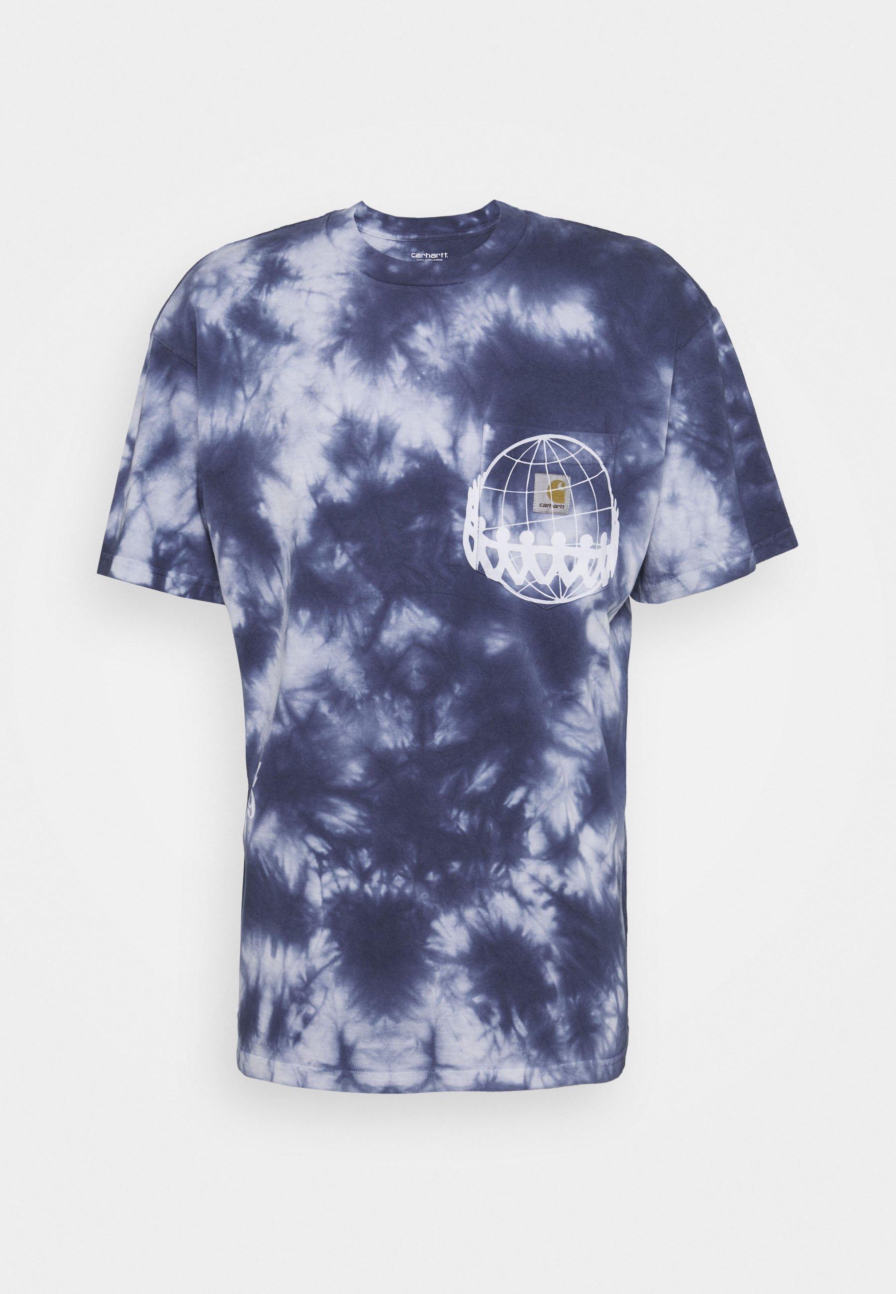 Men JOINT POCKET - Print T-shirt