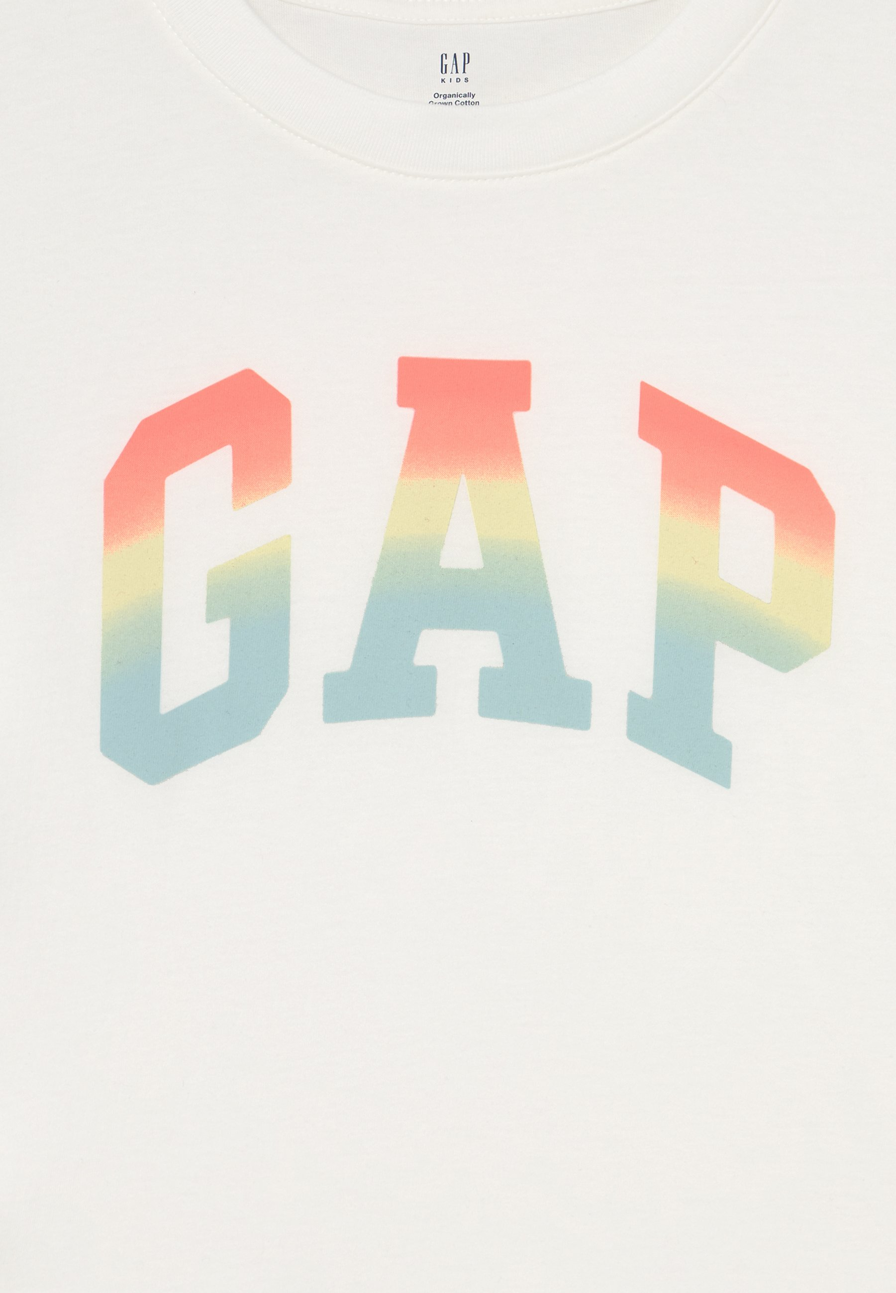 Bambini GIRLS LOGO UPDATE - T-shirt con stampa
