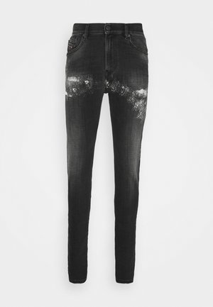 D-AMNY-Y-SP4 - Jeans Skinny Fit - washed black