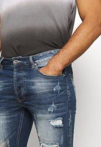Kings Will Dream - SELBOURNE CLEAN  - Jeansshort - indigo - 4