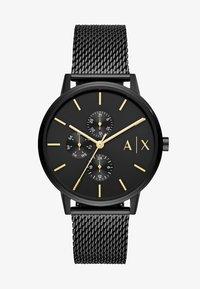 Armani Exchange - Horloge - black - 1