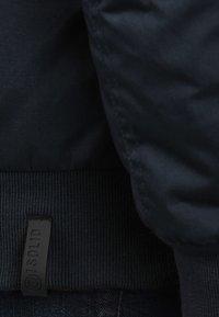 Solid - TILLY  - Windbreaker - insignia blue - 4