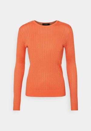 BRIGHT - Jumper - coral