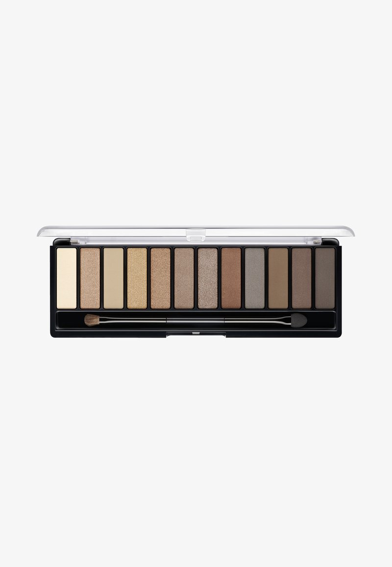 Manhattan Cosmetics - EYEMAZING EYE CONTOURING PALETTE - Palette occhi - 001 nude edtion