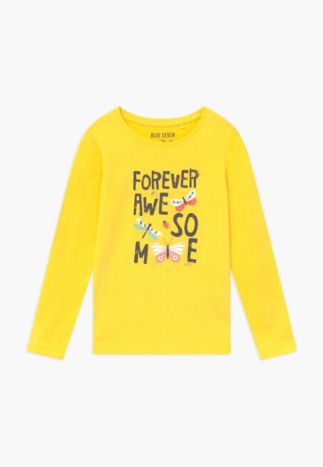 KIDS BUTTERFLIES - T-shirt à manches longues - sun