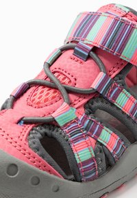 Color Kids - KLAUS - Walking sandals - desert rose - 2