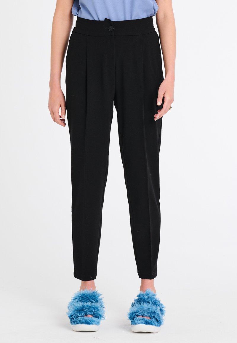 Jascha Stockholm - ALMA - Pantalon classique - black