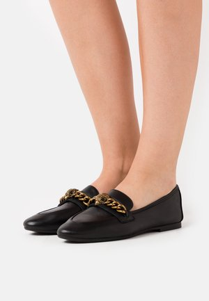 CHELSEA LOAFER - Slip-ons - black