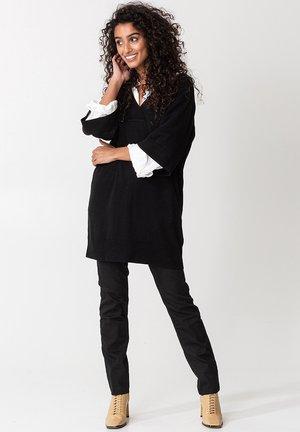 OPAL - Tunic - black